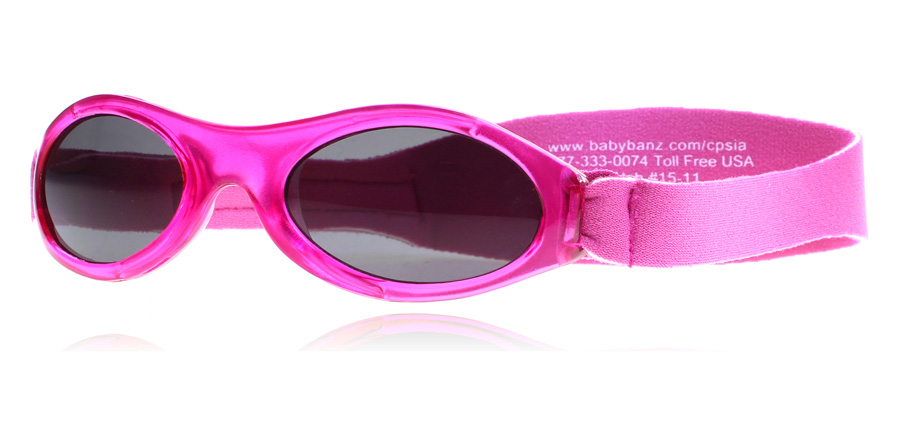 Baby Banz Adventure 0-2 Years Rose 45mm