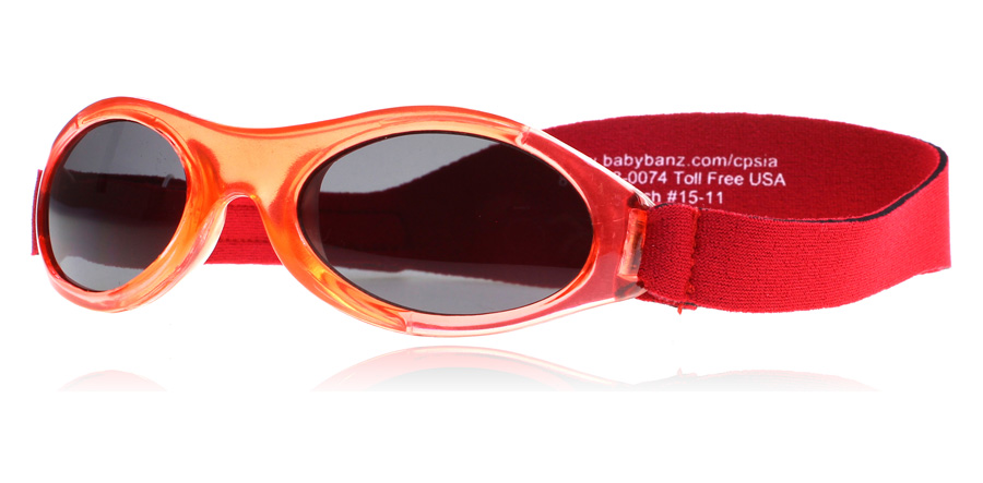 Baby Banz Adventure 0-2 Years Rouge 01/AR 45mm