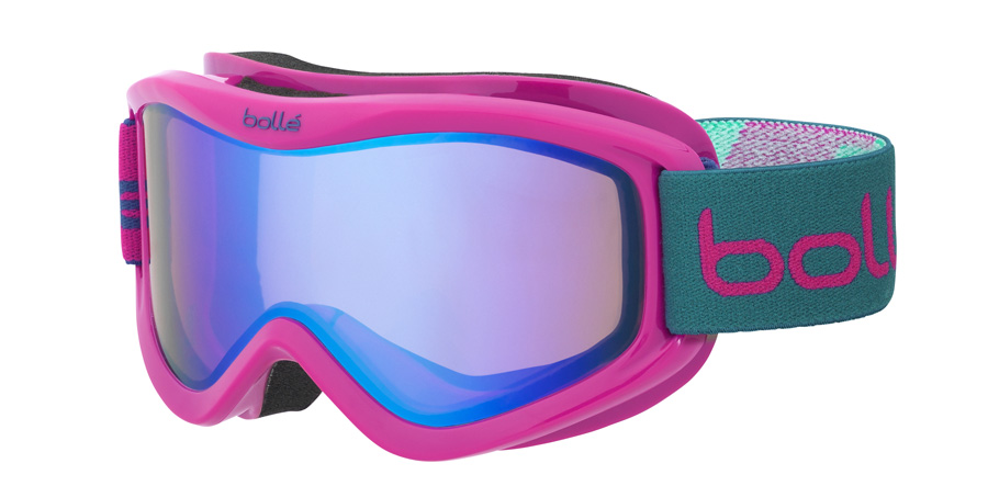 Bolle Junior Volt Plus 21590 Pink Blocks 160mm