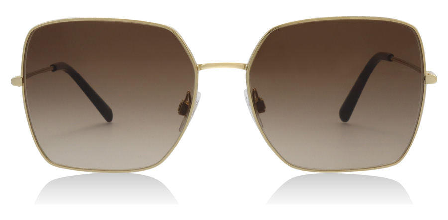 Dolce and Gabbana DG2242 Gold 02/13 57mm