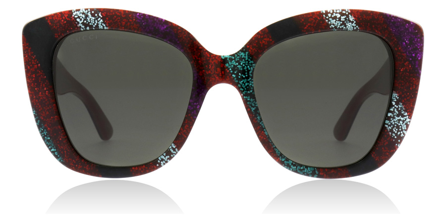 Gucci GG0327S Multicolore 005 52mm