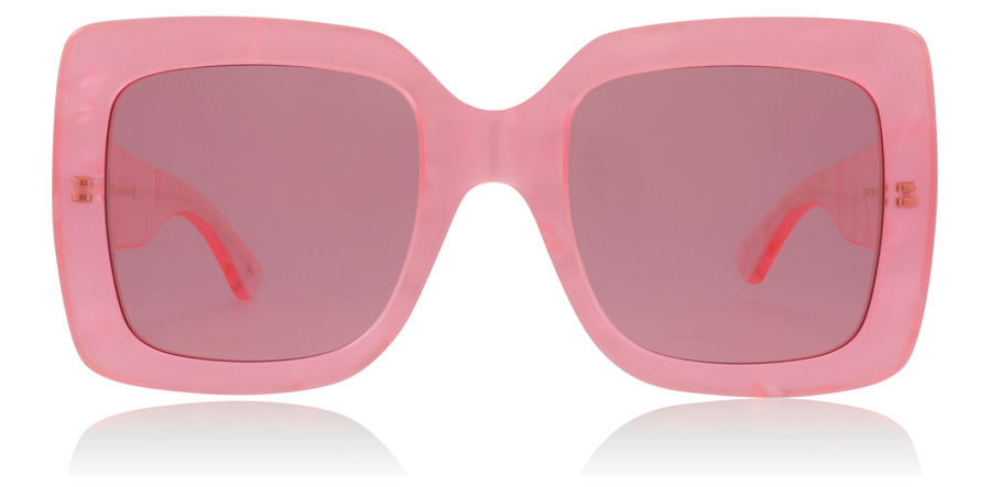 Gucci GG0083S Pink 004 55mm