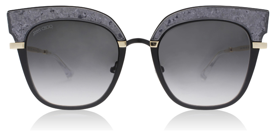 Jimmy Choo Rosy/S Black / Gold THP 51mm