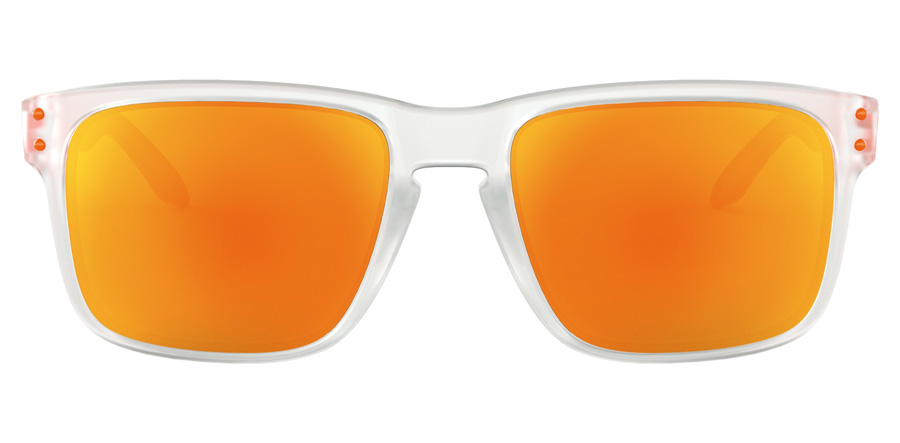 Oakley Holbrook OO9102 Transparent Cristal H5 55mm