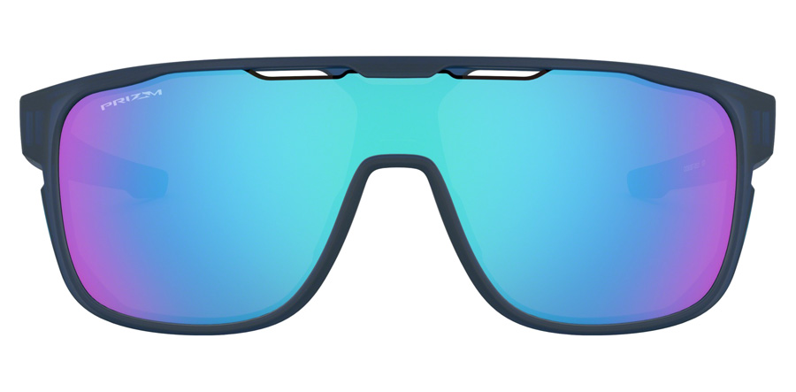 Oakley Crossrange Shield OO9387 Matte Translucent Blue 14 31mm