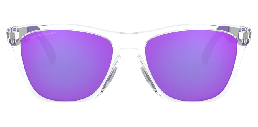 Oakley Frogskins Mix OO9428 Polished Clear 06 55mm Polarisé