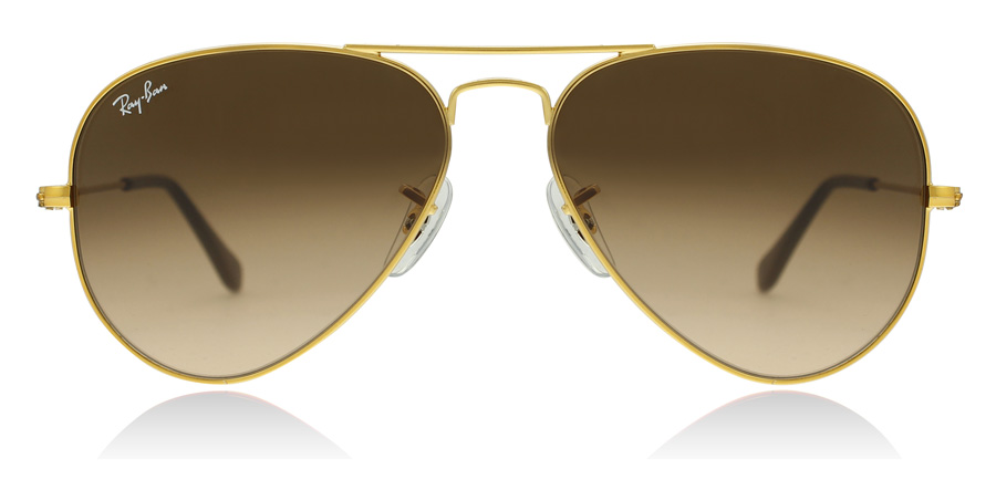 Ray-Ban RB3025 Bronze Clair Brillant 9001A5 55mm