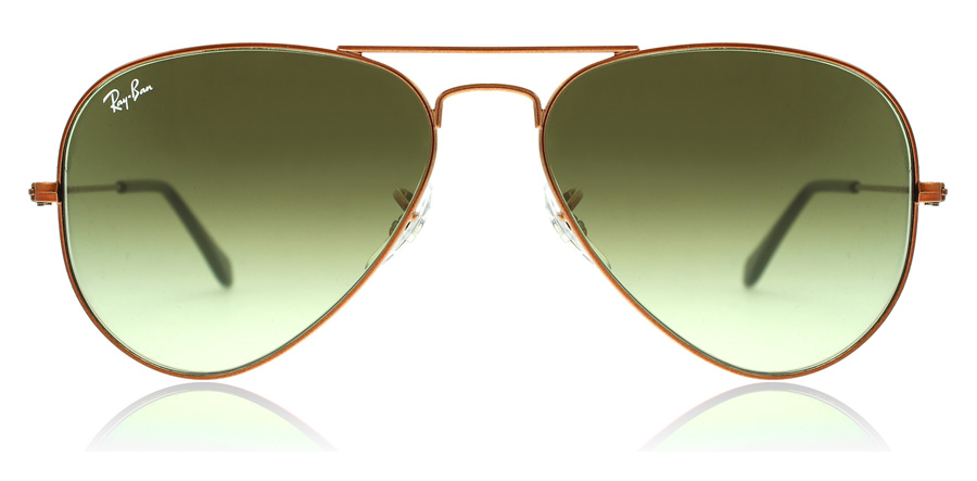 Ray-Ban RB3025 Bronze brillant 9002A6 55mm