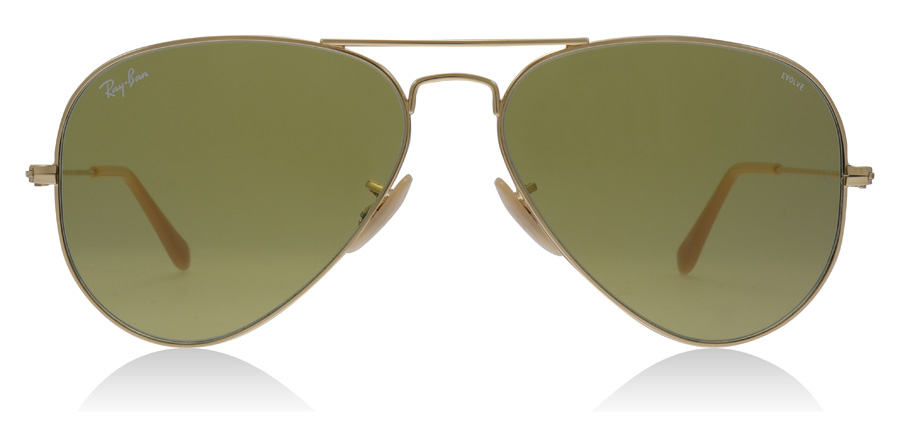 Ray-Ban RB3025 Gold 90644C 58mm