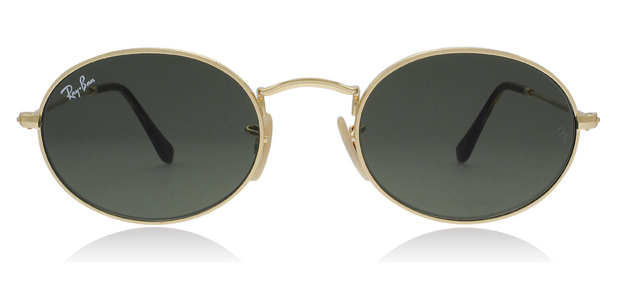 Ray-Ban RB3547N Doré 001 51mm