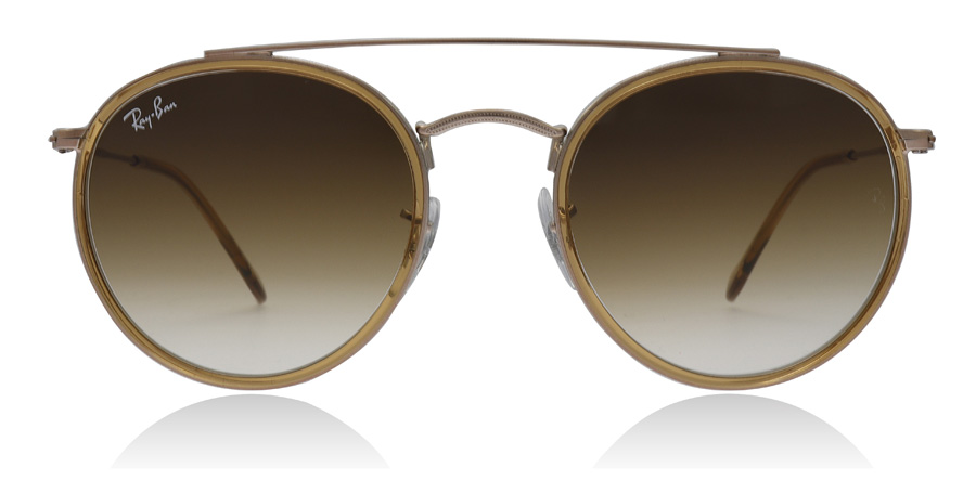Ray-Ban RB3647N Marron clair 907051 51mm