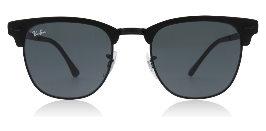 Ray-Ban Clubmaster RB3716 Noir 186/R5 51mm
