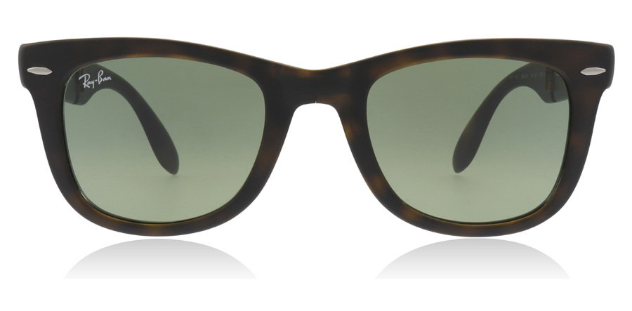Ray-Ban RB4105 Folding Havane Mat 894/4M 50mm