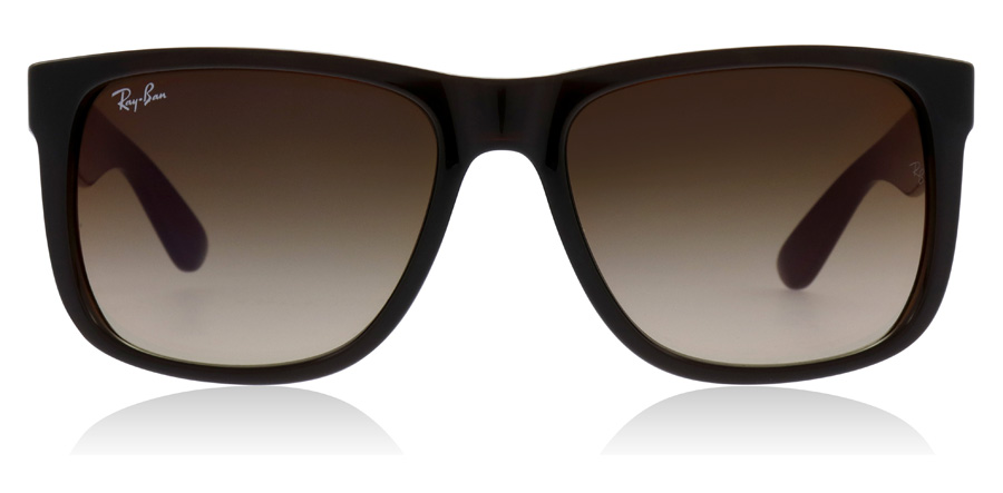 Ray-Ban Justin RB4165 Marron 714/S0 54mm