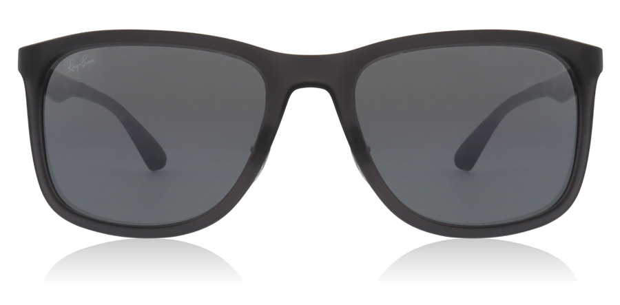 Ray-Ban RB4313 Gris Mat 637988 58mm