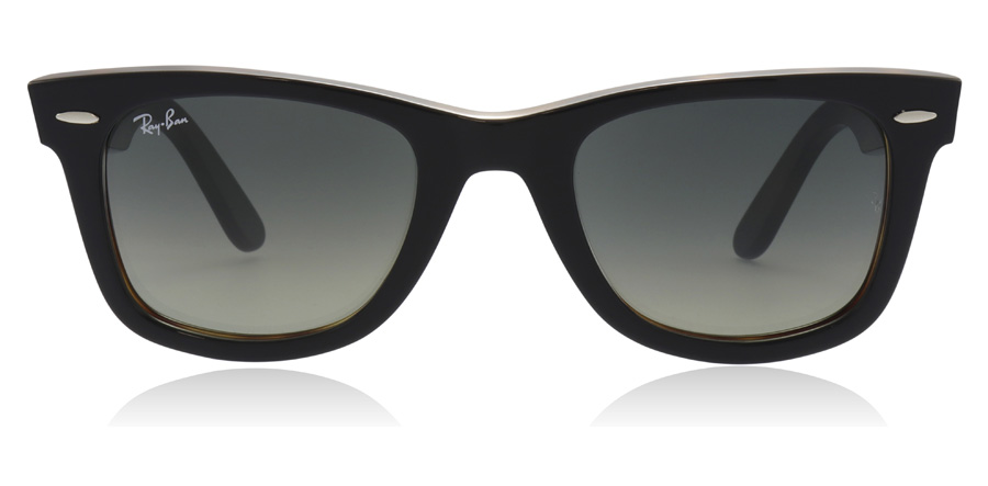 Ray-Ban RB2140 Wayfarer Grey / Havana 127771 50mm