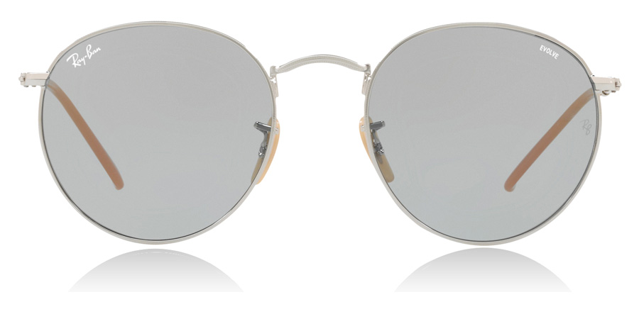 Ray-Ban RB3447 Silver 9065I5 53mm