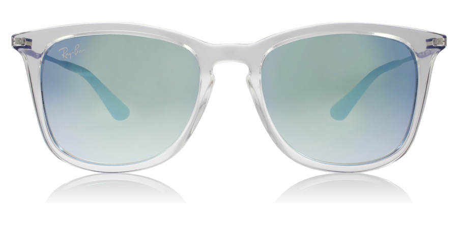 Ray-Ban Junior RJ9063S Age 8-12 Years Trasparent 7029B7 48mm