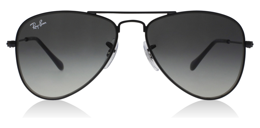 Ray-Ban Junior RJ9506S Age 4-8 Years Noir Brillant 220/11 50mm
