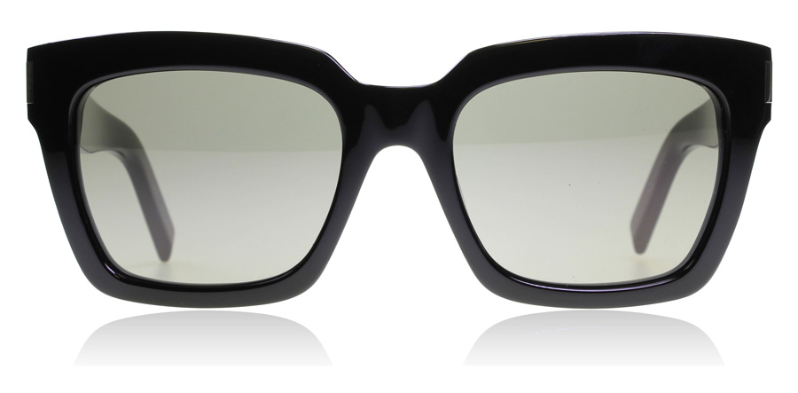 Saint Laurent Bold 1 Noir Smoke 002 54mm