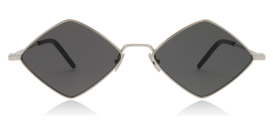 Saint Laurent SL302 LISA Silver 001 55mm