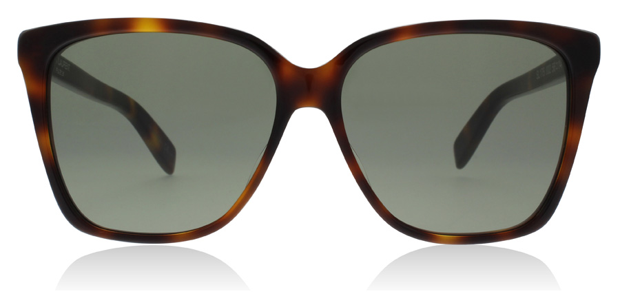 Saint Laurent SL 175 Havane 002 56mm