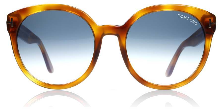 Tom Ford Phillipa FT0503 Havane Blonde 53W 55mm