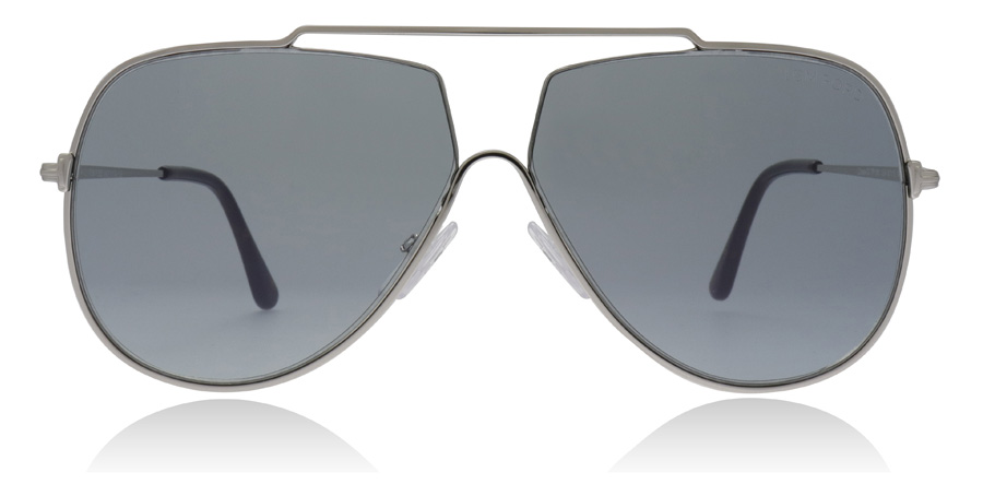Tom Ford FT0586 Chase Palladium brillant 16A 61mm