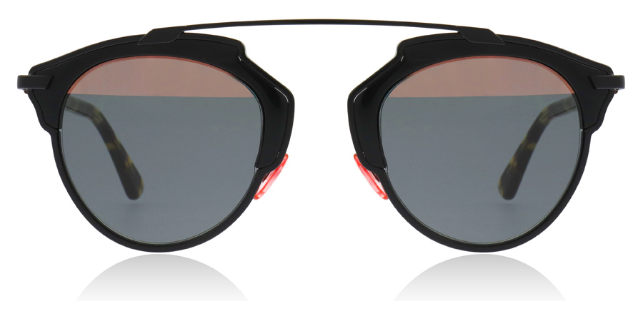 60879911be3e5 Christian Dior So Real Lunettes-De-Soleil   So Real Black-Tortoise ...