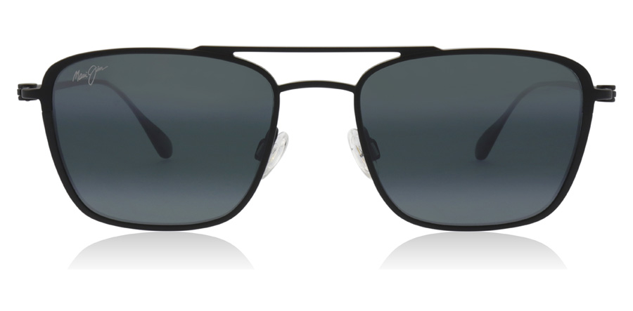 Maui Jim Ebb & Flow 542-2M Black 54mm Polarisé