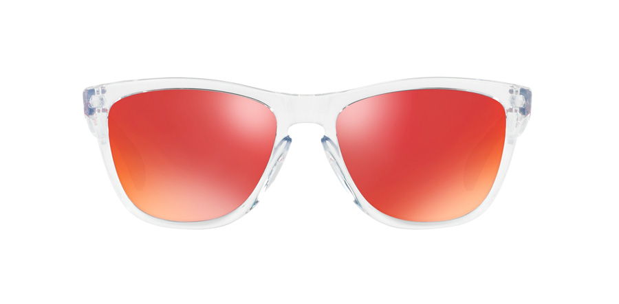 Oakley Frogskins OO9013-A5 Transparent poli 5517 55mm