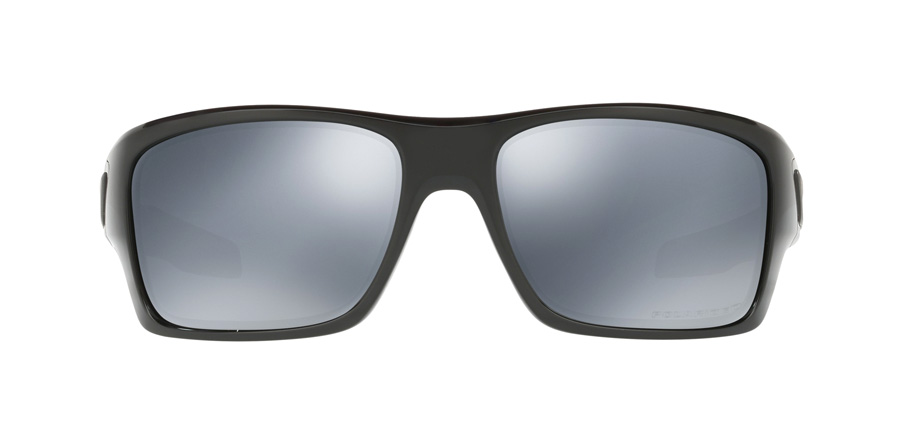 Oakley Turbine Oakley - Black 9263 Noir poli 08 65mm Polarisé