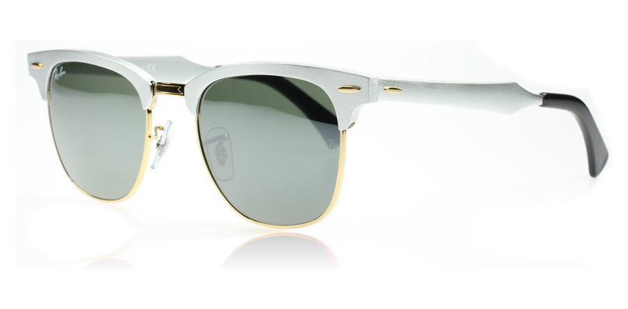 Ray Ban Clubmaster Argent