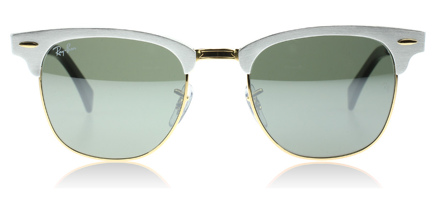 Ray Ban Clubmaster Noir Et Or