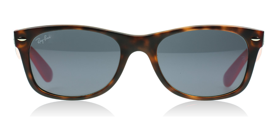 3b90be997d4 Ray Ban Wayfarer Bleu Orange
