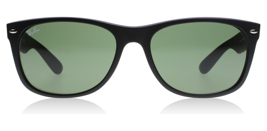 Ray-Ban RB2132 New Wayfarer Noir Mat 622 52mm