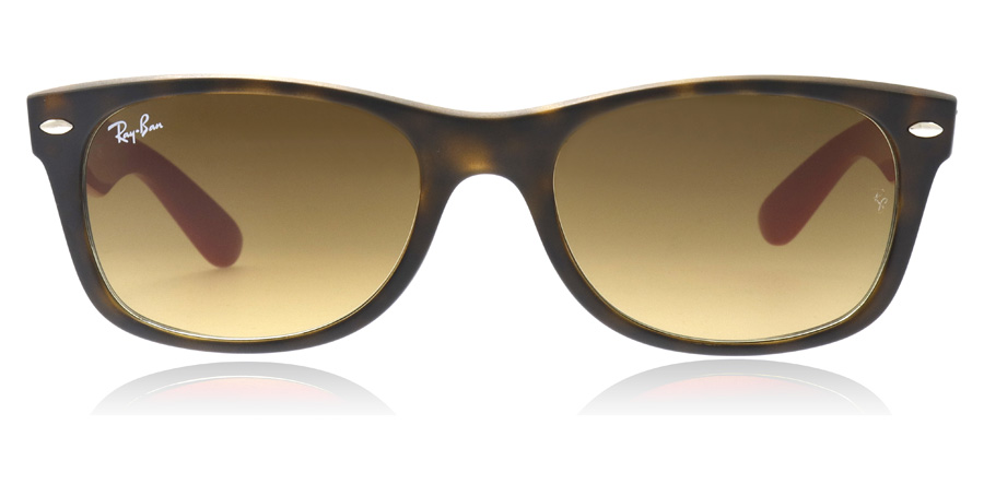 Ray-Ban RB2132 New Wayfarer Havane Mat 618185 52mm