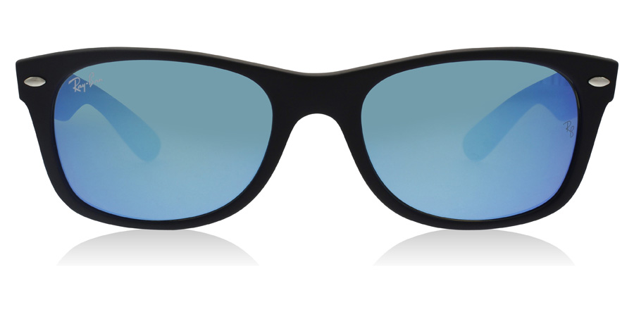 Ray-Ban RB2132 New Wayfarer Noir Mat 62217 52mm