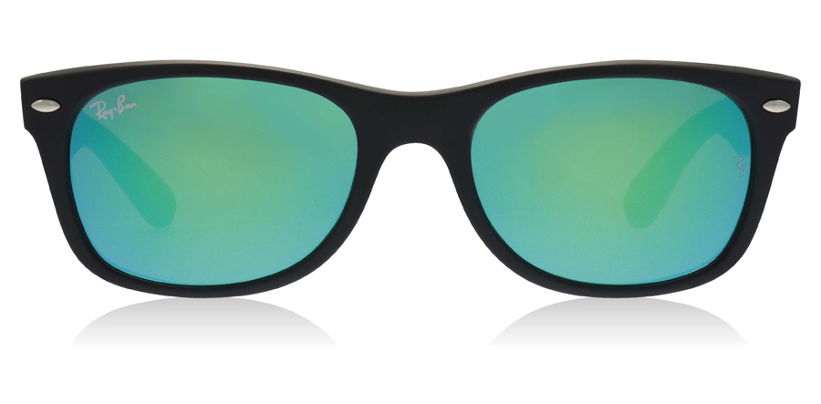 Ray-Ban RB2132 New Wayfarer Noir Mat 62219 55mm
