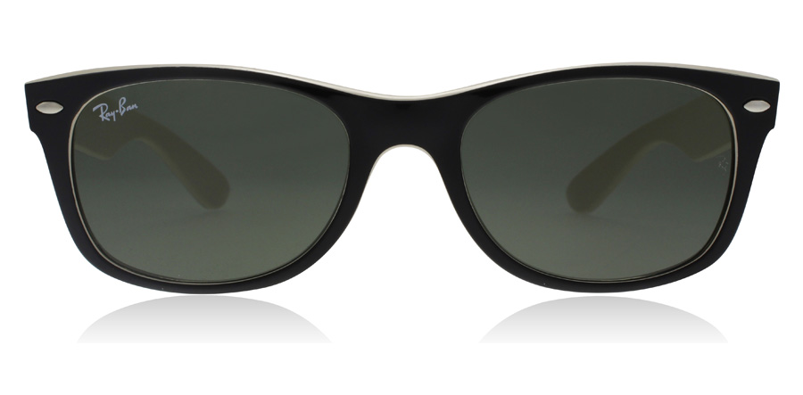 Ray-Ban RB2132 New Wayfarer Noir 2132 875 52mm