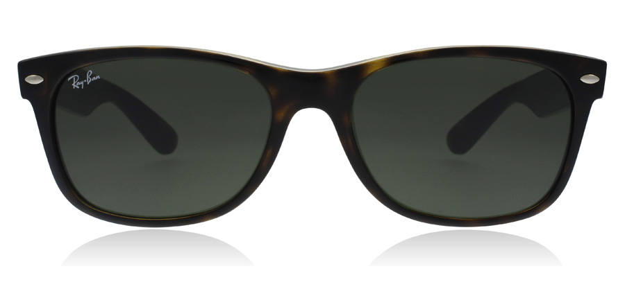Ray-Ban New Wayfarer RB2132 Écaille 902L 55mm