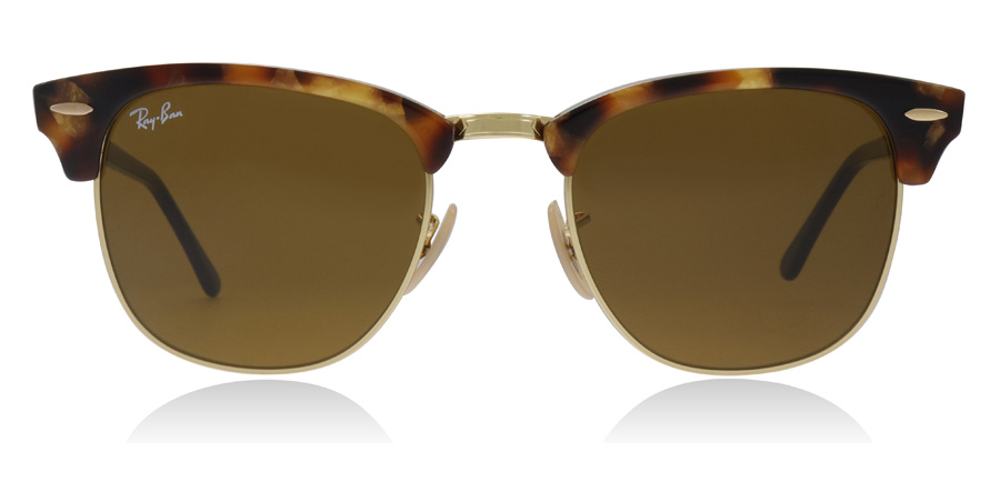 Ray-Ban RB3016 Havane Marron Tacheté 1160 49mm