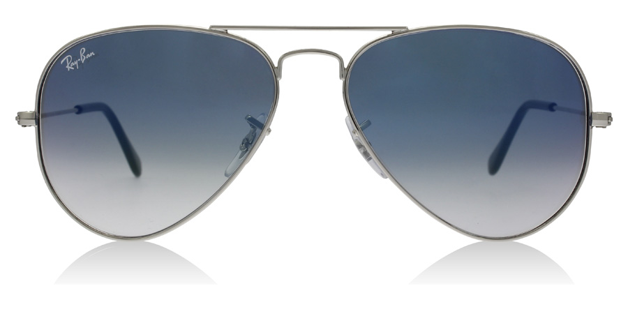 Ray-Ban RB3025 Argenté 003/3F 58mm