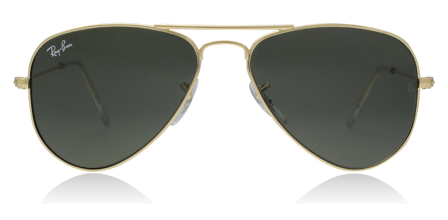 Ray-Ban RB3044 Doré L0207 52mm
