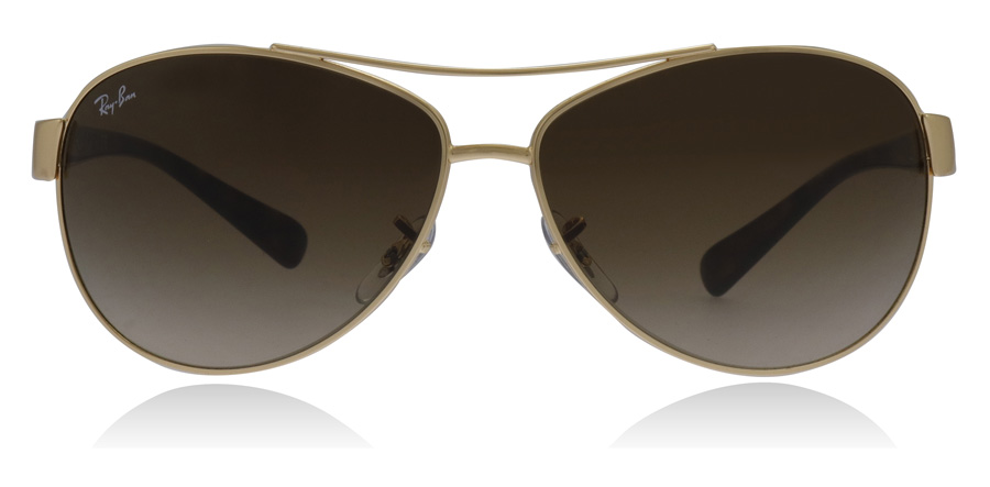 Ray-Ban RB3386 Doré 001/13 67mm