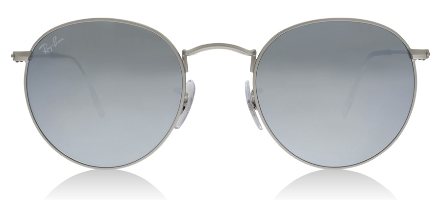 Ray-Ban RB3447 Argenté mat 019/30 50mm