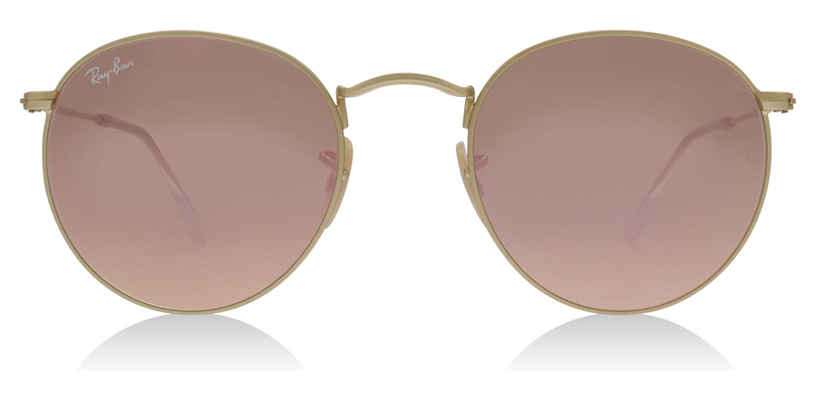 Ray-Ban RB3447 Doré mat 112/Z2 50mm