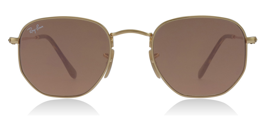 Ray-Ban RB3548N Or - Écaille 001-Z2 48mm