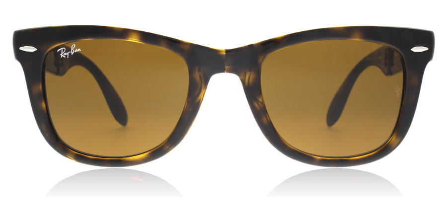 Ray-Ban RB4105 Folding Havane Clair / Cristal 710 54mm