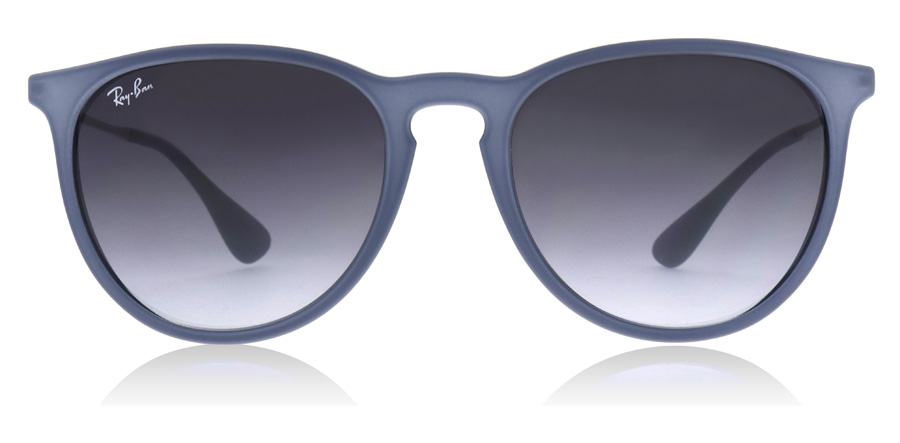 Ray-Ban Erika RB4171 Bleu 60028G 54mm